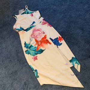 Lf Dress w/ Cut-outs
